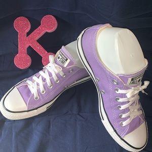 Converse All⭐️Star Lilac Women's Size 8